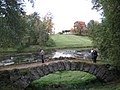 1. Pavlovsk Park. The bridge at the Colonnade of Apollo..JPG