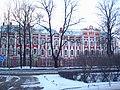 1029. St. Petersburg. Mendeleevskaya line, 2-4.jpg