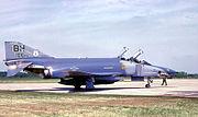 106th Reconnaissance Squadron McDonnell RF-4C-24-MC Phantom 65-0833