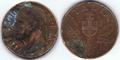 10 Centesimi di Lira - Regno d'Italia - 1938 01.png