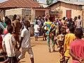 10 Janvier à Ouidah, Curieux et égoun goun 04.jpg