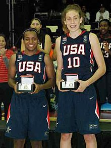 50dc0ae98b9 United States women s national under-19 basketball team - Wikipedia
