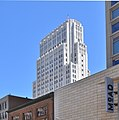 140 New Montgomery Street (PacBell Building) seen from Mission Street - cropped, perspective transformed.jpg