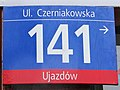 141, Czerniakowska Street in Warsaw - 01.jpg
