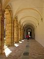 148 Abadia de Santa Maria, claustre, galeria nord.jpg