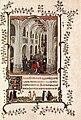 14th-century painters - Page from the Très Belles Heures de Notre Dame de Jean de Berry - WGA16015.jpg
