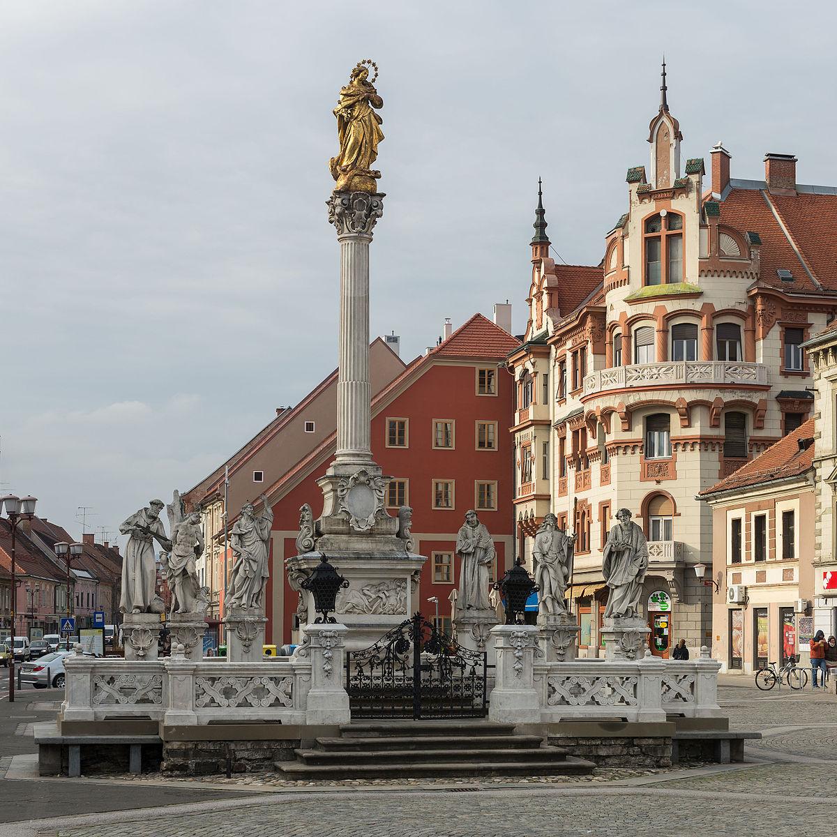 Plague Column Maribor Wikipedia
