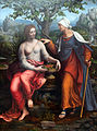 1520 Melzi Vertumnus und Pomona anagoria.JPG