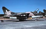 157th Tactical Fighter Squadron A-7D Corsair II 72-0258.jpg
