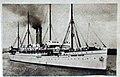 159 16 navire hôpital anglais Braemar Castel.jpg