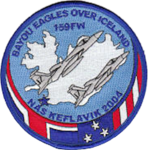 159th Fighter Wing Iceland Deployment 2004 - Emblem.png
