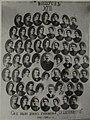 17th Class of the Bulgarian Girls' High School of Thessaloniki, 1907 - 1908.jpg