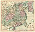 1801 Cary Map of China and Korea - Geographicus - China-cary-1801.jpg