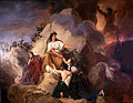 1832 François-Édouard Picot - Cybele protects from Vesuvius.jpg