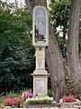 1850 Wayside shrine in Kraków - Bronowice.jpg