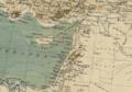 1883 Tortose detail map L'Asie Antérieure by Perron BPL 10106.png