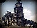 1884 Cagsawa Church in Daraga, Albay.jpg