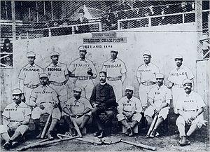 Cuban Giants - The 1887–1888 Cuban Giants