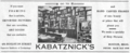 1915 Kabatznicks BoylstonSt Boston Massachusetts.png