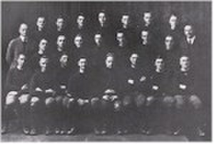 1920 Nebraska Cornhuskers football team - Image: 1920 Nebraska Cornhuskers football team