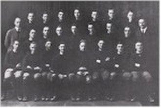 1920 Nebraska Cornhuskers football team - Image: 1920 Nebraska Cornhuskers football team