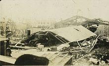 Effects Of The 1928 Okeechobee Hurricane In Florida