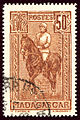 1931 Brun-roux Madagascar Yv184.jpg