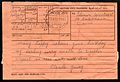 1943 Egyptian telegraph form Cairo.jpg
