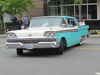 Ford Galaxie - 1959 Ford Galaxie Town Sedan