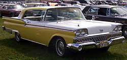 Ford Galaxie 2-Door Hardtop (1959)