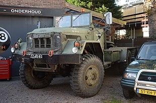 Mack Truck For Sale >> M123 and M125 10-ton 6x6 trucks - Wikipedia