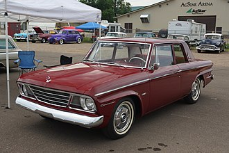 1964 Studebaker Commander 2-Door Sedan 1964 Studebaker Commander (27686166302).jpg