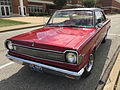 1967 AMC Rambler American Rogue hardtop with 343 V8 at AMO 2015 meet 1of6.jpg