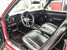 1969 Chevrolet Camaro Coupé Innenraum