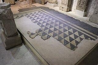 Mosaïque de Somnus (Musée de Die)