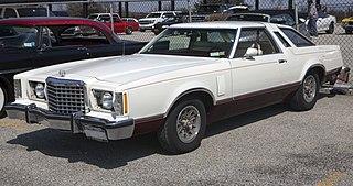 Ford Thunderbird (seventh generation) Motor vehicle