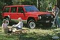 1988 Ford Maverick as sold in Australia (4484589781).jpg