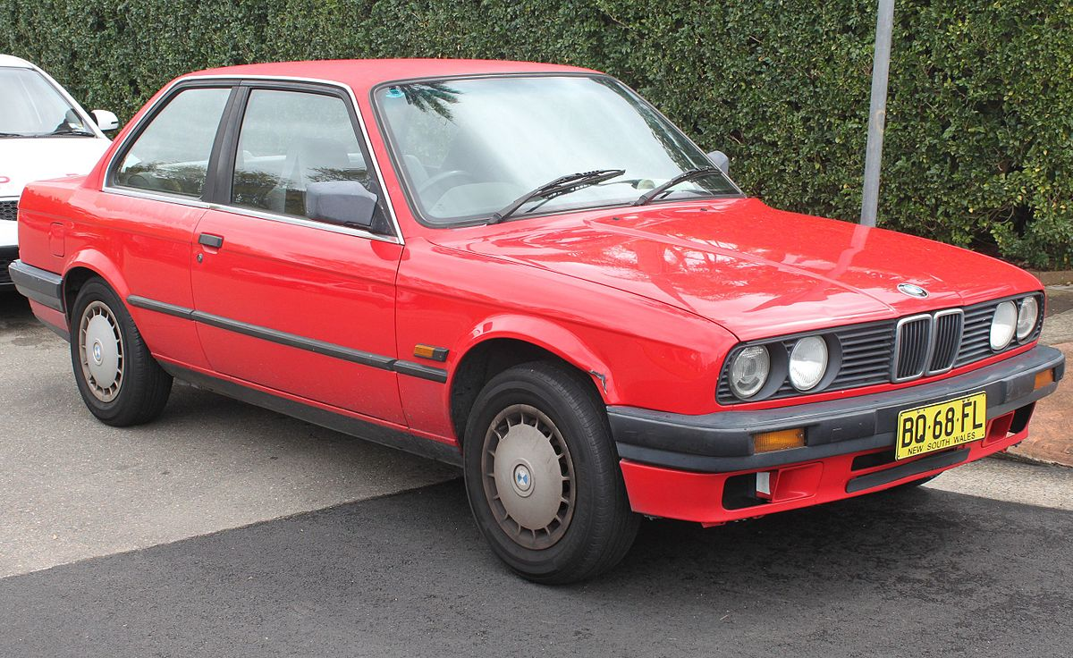 1990 Bmw 3 Series 325i Sedan 2 5l Manual