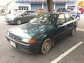1992-1993 Mazda 323 (BG) Sedan (13-10-2017) 02.jpg