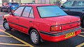 1992 Mazda 323 GLXi ABS Automatic 1.6 Rear.jpg