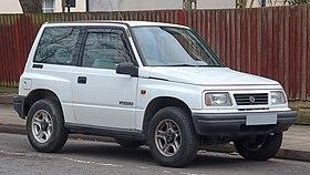 1998 Suzuki Vitara Jx H 1 6 Front Jpg