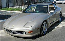 250Px 1999 Ferrari 456