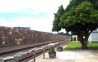 Elgin, Western Cape - The original Elgin Railway Station