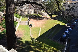 Albion Street, Surry Hills - Image: 1 Frog Hollow Reserve 1