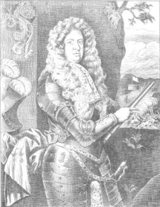 James Butler, 1st Duke of Ormond - The Duke of Ormonde