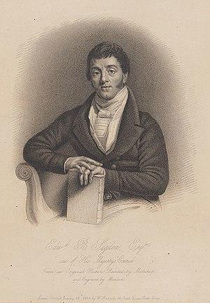 Edward Sugden, 1st Baron St Leonards - Image: 1st Lord St Leonards