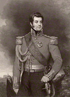 George FitzClarence, 1st Earl of Munster British Army general