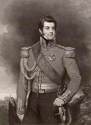 Earl of Munster - George FitzClarence, 1st Earl of Munster.