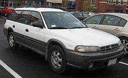Subaru Legacy Outback Station Wagon (1996-1999)