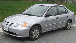 2001-2003 Honda Civic sedan (AS)